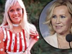 abba's agnetha makes comeback 30 years on alongside gary barlow
